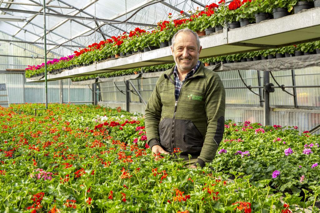 Marco Brugnetti esperto di giardini