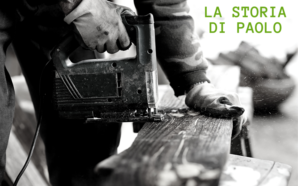 La storia di Paolo: Arsenio Lupin, il carpentiere e John Lennon.